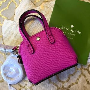 new Kate Spade Things We Love Maise Keychain